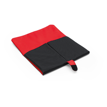 Bugaboo bag changing mat BLACK/RED