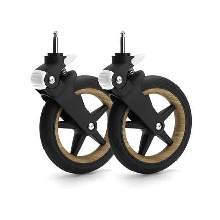 Bugaboo Fox wheel caps WOOD