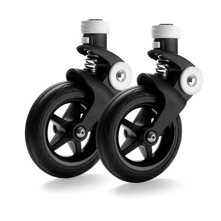 Bugaboo Fox wheel caps GLOSSY BLACK