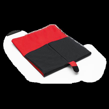 Bugaboo bag changing mat BLACK/RED