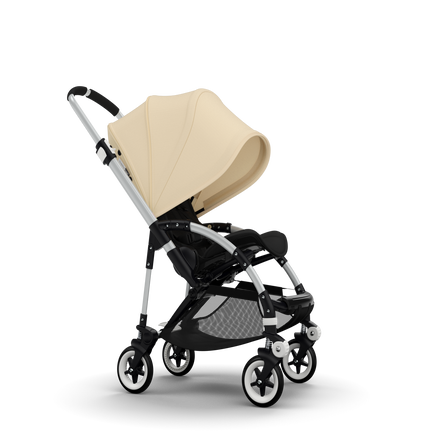 Bugaboo Bee3 sun canopy OFF WHITE (ext)