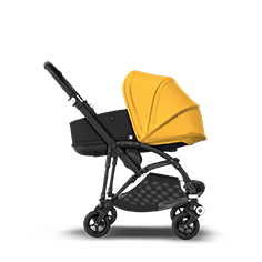 Bugaboo Bee 5 bassinet + seat