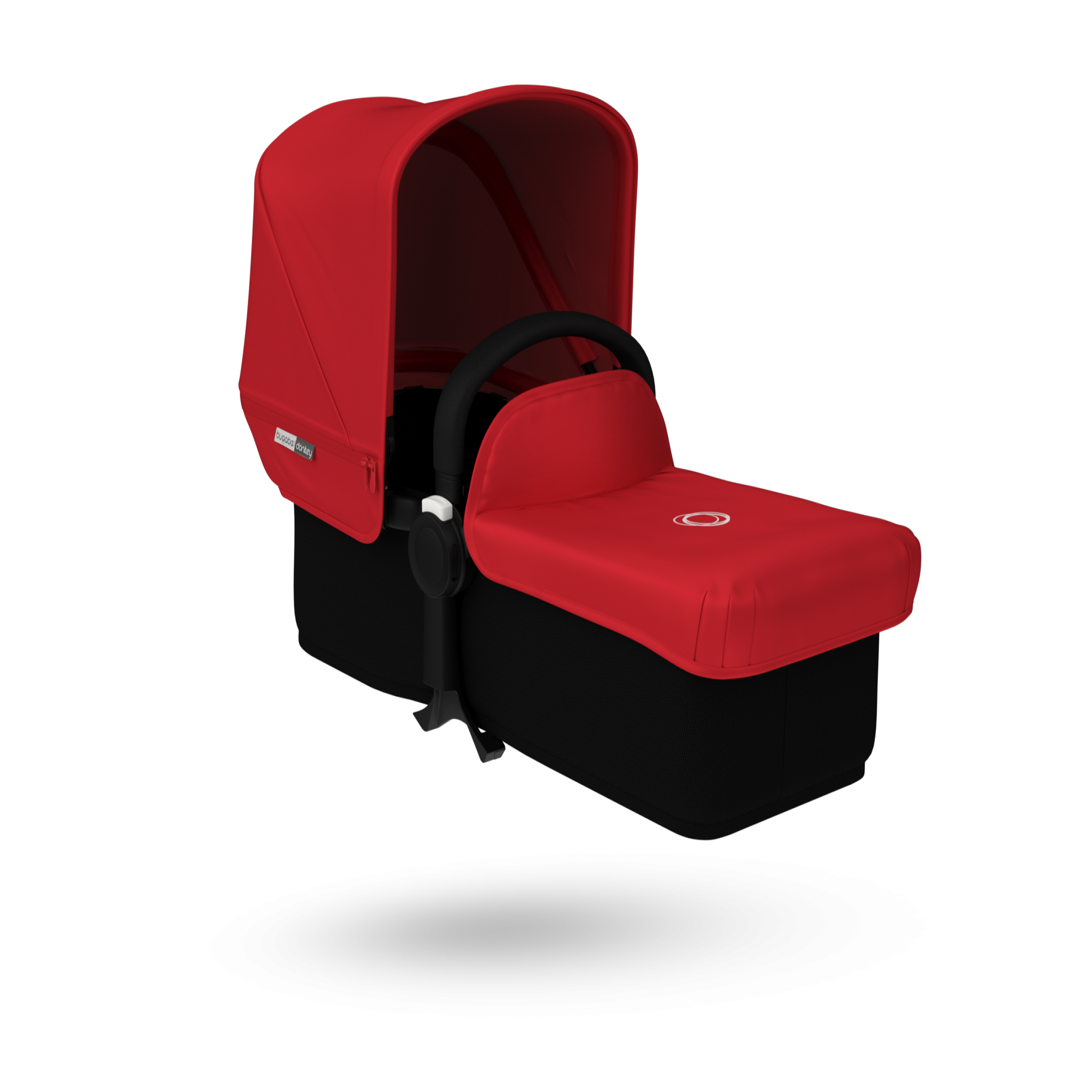 Bugaboo Bee3 Baby Bassinet Tailored Fabric in Red